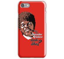 Jules Winnfield - Pulp Fiction iPhone Case/Skin