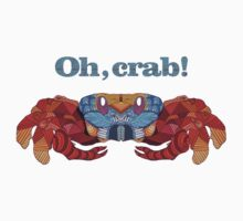 Oh, crab! Kids Clothes