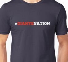 Giants Nation Unisex T-Shirt