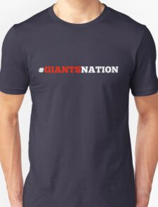 Giants Nation T-Shirt