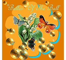 Belles Of The Ball Photographic Print