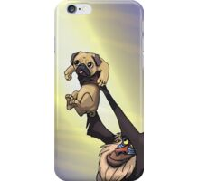 The Pug King iPhone Case/Skin