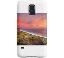 Sunset in Sand Patch, Albany, WA Samsung Galaxy Case/Skin