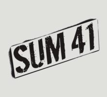Sum 41 Shirt by gsus17