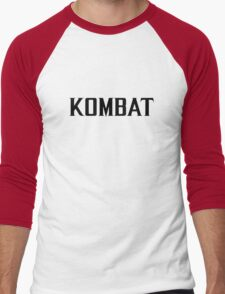 Mortal Kombat - KOMBAT X Men's Baseball ¾ T-Shirt