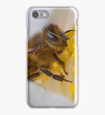 My First Bee Shot of 2015 iPhone Case/Skin