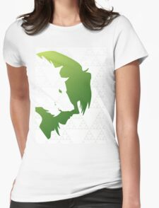 The Hero of Twilight - Legend of Zelda Womens Fitted T-Shirt