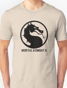 Mortal Kombat X LOGO T-Shirt