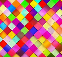The Diversity of Post-Its by Richard Rabassa
