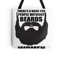 beards Tote Bag