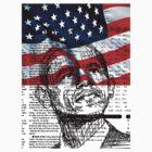 Obama by Roydon Johnson
