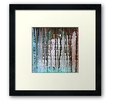 In the Midst of Love - The End - Inverted Framed Print