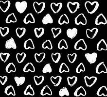 Corazón negro by ssananikone