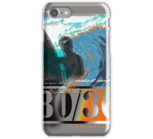 edgy surf iPhone Case/Skin