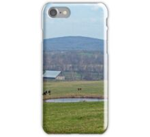 Out in the Country iPhone Case/Skin