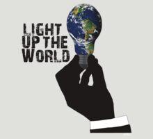 Light Up the World by KillbotClothing