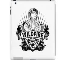 Wildfire iPad Case/Skin