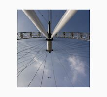 The London Eye And Apache Helicopter Unisex T-Shirt