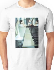 Piano Party Unisex T-Shirt