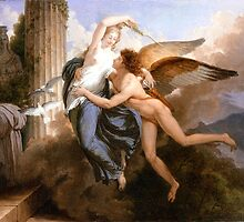 Jean-Pierre Saint-Ours - The Reunion of Cupid and Psyche by Adam Asar