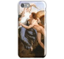 Jean-Pierre Saint-Ours - The Reunion of Cupid and Psyche iPhone Case/Skin
