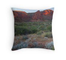 Mparra Sunset Throw Pillow
