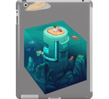 Secret Base iPad Case/Skin
