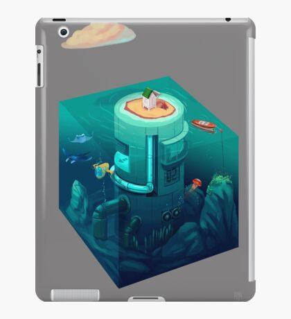 Secret Base iPad Case/Skin