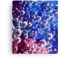 Waterworks.  Canvas Print