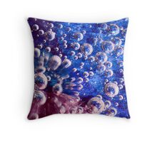 Waterworks.  Throw Pillow