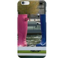 Bet Your Boots! iPhone Case/Skin