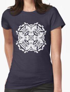 Manatee ZOOFLAKE Womens Fitted T-Shirt