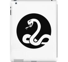 Snake moon iPad Case/Skin
