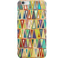 nectarine triangles iPhone Case/Skin