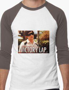 Victory Lap Men's Baseball ¾ T-Shirt