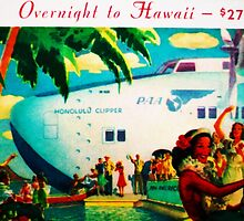 Overnight on the Clipper by Thad Zajdowicz