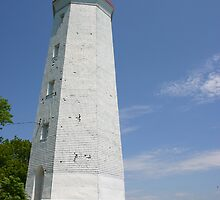 Presqu'ile Lighthouse 2 by Alyce Taylor