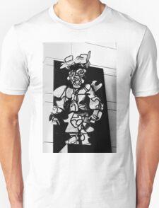 Street art as man T-Shirt