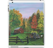 Ford 4 Sale iPad Case/Skin