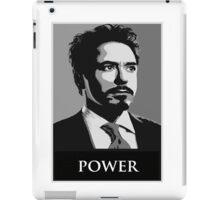 Robert Downey Junior iPad Case/Skin