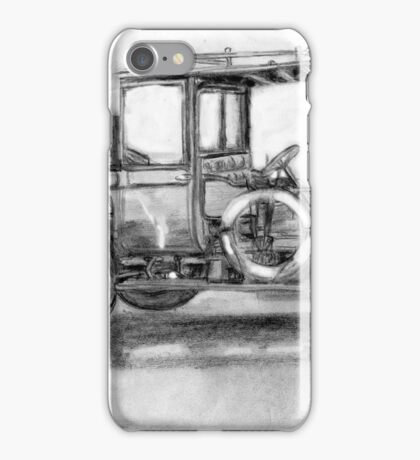 Vintage or Classical Auto Gas iPhone Case/Skin