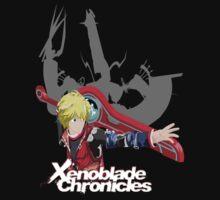 Xenoblade Chronicles Shulk by Dori Designs