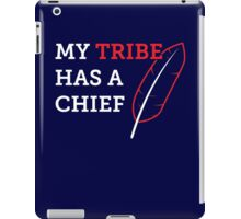 My Chief iPad Case/Skin