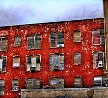 The Chickasha Hotel by dimalynn