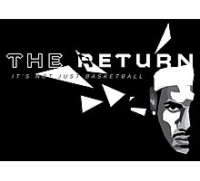 The Return Photographic Print
