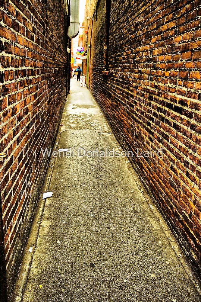 Fan Tan Alley by Wendi Donaldson Laird