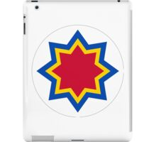 Moldovan Air Force - Roundel iPad Case/Skin