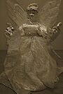 Angel in Sepia by Evita