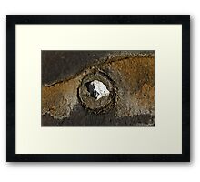 In Search of Madame Pele 5 Framed Print