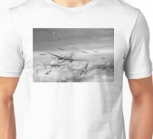 Battle of Britain Day black and white version Unisex T-Shirt